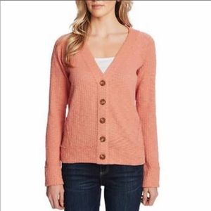 Vince Camuto Textured Cardigan